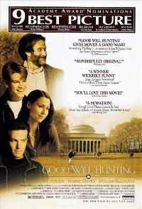 Good Will Hunting - 27 x 40 Movie Poster - Spanish Style C