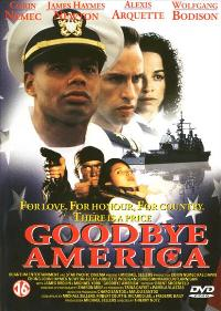 Goodbye America - 27 x 40 Movie Poster - Danish Style A