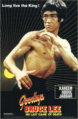 Goodbye Bruce Lee: His Last Game of Death - 11 x 17 Movie Poster - Style A