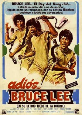 Goodbye Bruce Lee: His Last Game of Death - 11 x 17 Poster - Foreign - Style A
