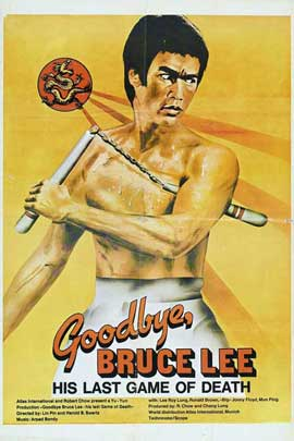 Goodbye Bruce Lee: His Last Game of Death - 27 x 40 Movie Poster - Style B