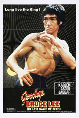 Goodbye Bruce Lee: His Last Game of Death - 27 x 40 Movie Poster - Style C
