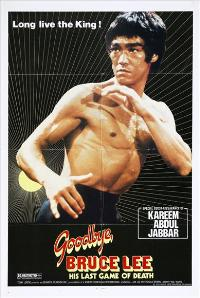 Goodbye Bruce Lee: His Last Game of Death - 11 x 17 Movie Poster - Style C