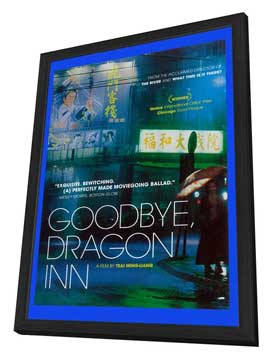 Goodbye Dragon Inn - 27 x 40 Movie Poster - Style A - in Deluxe Wood Frame
