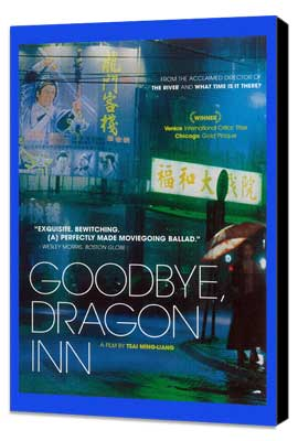 Goodbye Dragon Inn - 27 x 40 Movie Poster - Style A - Museum Wrapped Canvas