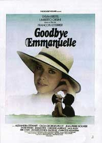 Goodbye Emmanuelle - 11 x 17 Movie Poster - Style B
