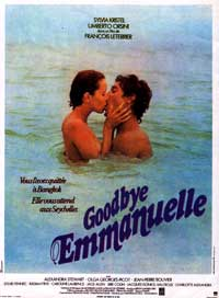 Goodbye Emmanuelle - 11 x 17 Movie Poster - French Style A