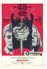 Goodbye Gemini - 11 x 17 Movie Poster - Style B