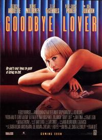 Goodbye, Lover - 27 x 40 Movie Poster - Style B
