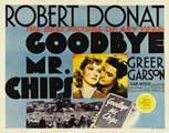 Goodbye Mr. Chips - 30 x 40 Movie Poster UK - Style A