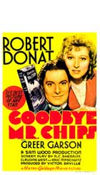 Goodbye Mr. Chips - 11 x 17 Movie Poster - Style C