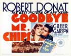 Goodbye Mr. Chips - 22 x 28 Movie Poster - Half Sheet Style A