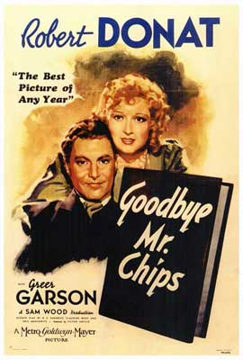 Goodbye Mr. Chips - 27 x 40 Movie Poster - Style A