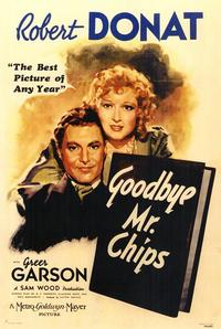 Goodbye Mr. Chips - 43 x 62 Movie Poster - Bus Shelter Style A