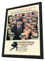 Goodbye, Mr. Chips - 27 x 40 Movie Poster - Style A - in Deluxe Wood Frame
