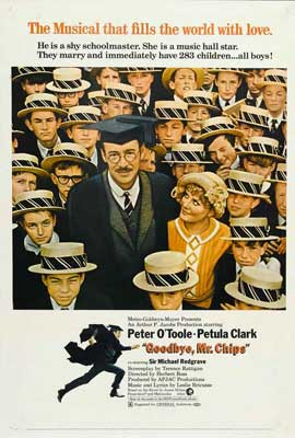 Goodbye, Mr. Chips - 27 x 40 Movie Poster - Style A