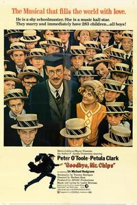 Goodbye, Mr. Chips - 43 x 62 Movie Poster - Bus Shelter Style A