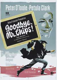 Goodbye, Mr. Chips - 11 x 17 Movie Poster - Danish Style A