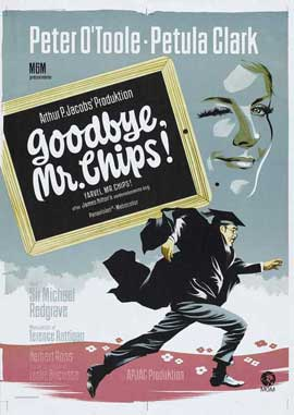 Goodbye, Mr. Chips - 27 x 40 Movie Poster - Danish Style A
