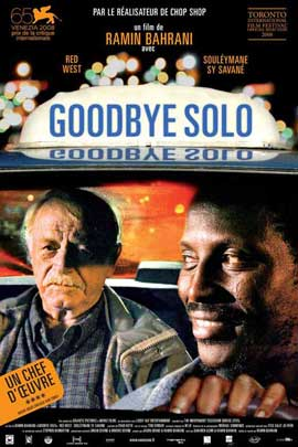 Goodbye Solo - 27 x 40 Movie Poster - French Style A