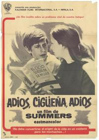 Goodbye, Stork, Goodbye - 27 x 40 Movie Poster - Spanish Style A