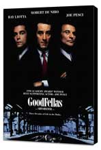 Goodfellas - 11 x 17 Movie Poster - Style D - Museum Wrapped Canvas