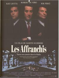 Goodfellas - 43 x 62 Movie Poster - French Style A