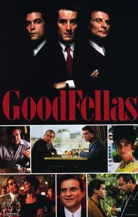 Goodfellas - 11 x 17 Movie Poster - Style C - Museum Wrapped Canvas