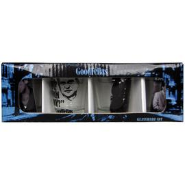 Goodfellas - Shot Glass 4-Pack