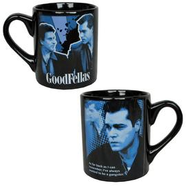 Goodfellas - Henry Hill Quote Blue Mug
