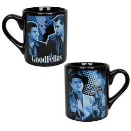 Goodfellas - Tommy DeVito Quote Blue Mug