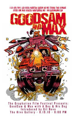 GoodSam and Max - 43 x 62 Movie Poster - Bus Shelter Style A