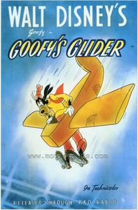 Goofy's Glider - 27 x 40 Movie Poster - Style A