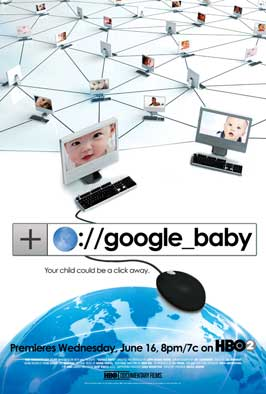 Google Baby - 27 x 40 Movie Poster - Style B