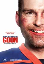 Goon - 27 x 40 Movie Poster - Canadian Style A