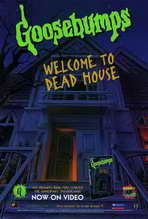 Goosebumps - 11 x 17 Movie Poster - Style A