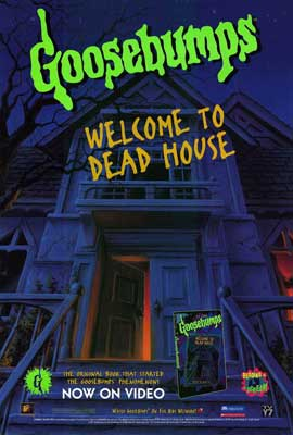 Goosebumps - 27 x 40 Movie Poster - Style A