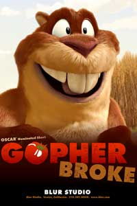 Gopher Broke - 11 x 17 Movie Poster - Style A