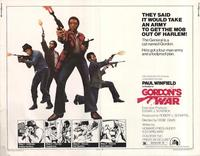 Gordon's War - 22 x 28 Movie Poster - Half Sheet Style A
