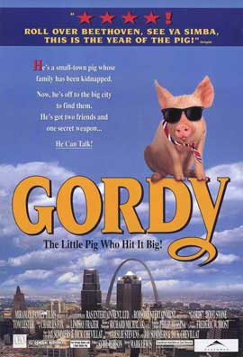Gordy - 11 x 17 Movie Poster - Style A
