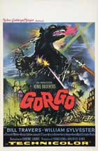 Gorgo - 11 x 17 Movie Poster - Belgian Style A