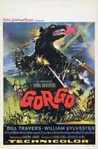 Gorgo - 27 x 40 Movie Poster - Belgian Style A