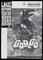 Gorgo - 11 x 17 Movie Poster - Style D