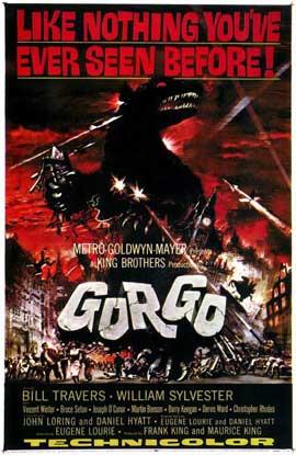 Gorgo - 11 x 17 Movie Poster - Style A