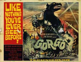 Gorgo - 11 x 14 Movie Poster - Style A