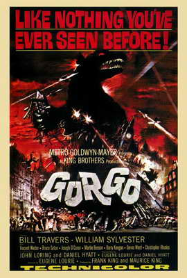 Gorgo - 27 x 40 Movie Poster - Style A