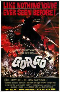 Gorgo - 43 x 62 Movie Poster - Bus Shelter Style A