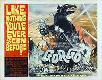 Gorgo - 30 x 40 Movie Poster - Style A