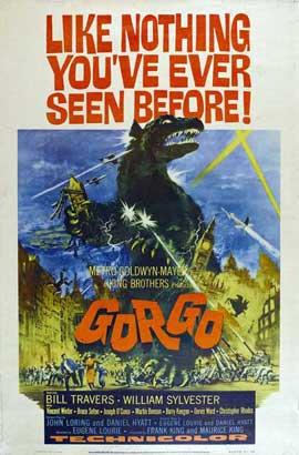 Gorgo - 27 x 40 Movie Poster - Style B