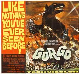 Gorgo - 30 x 30 Movie Poster - Style A